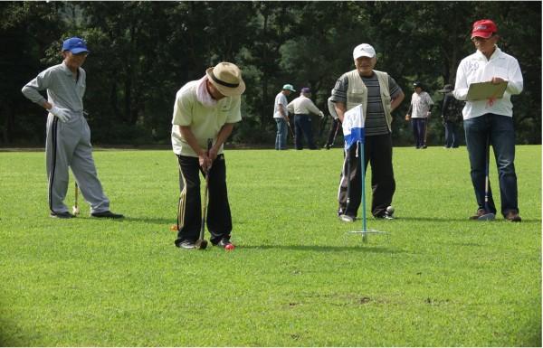 2015グラウンドゴルフ大会